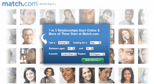 Match.com dating site customer service
