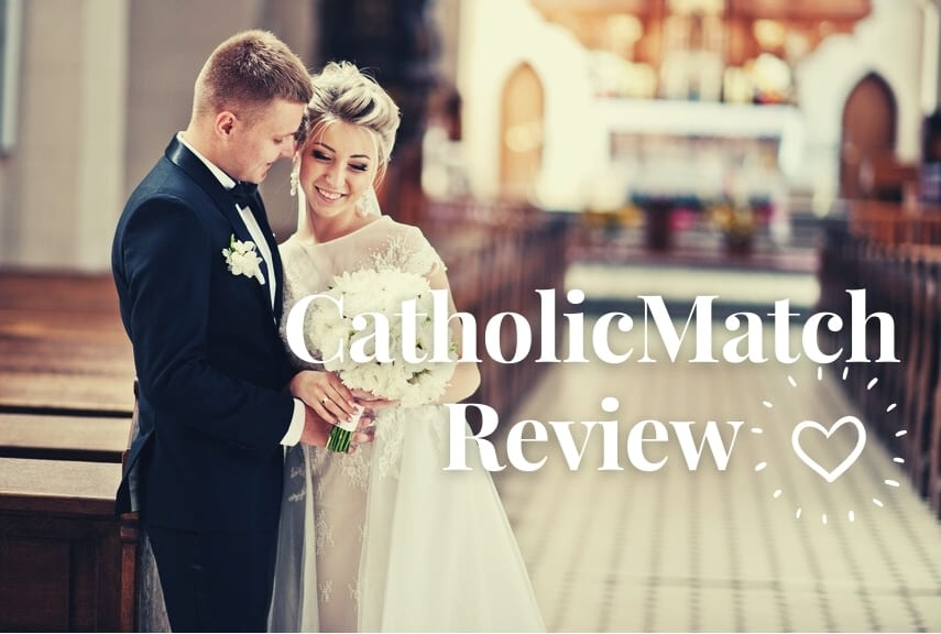 married couple in Catholic Church
