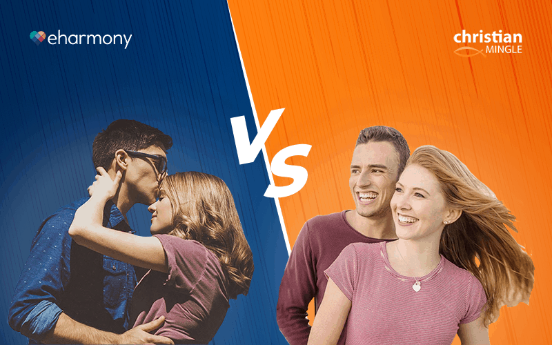 Which is better of eHarmony vs Christian Mingle