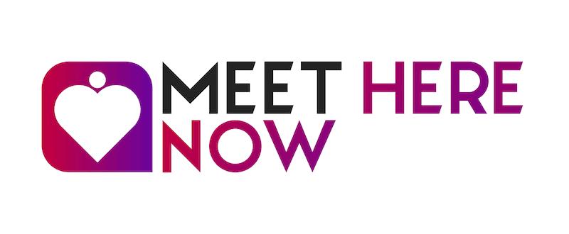Meet Here Now logo